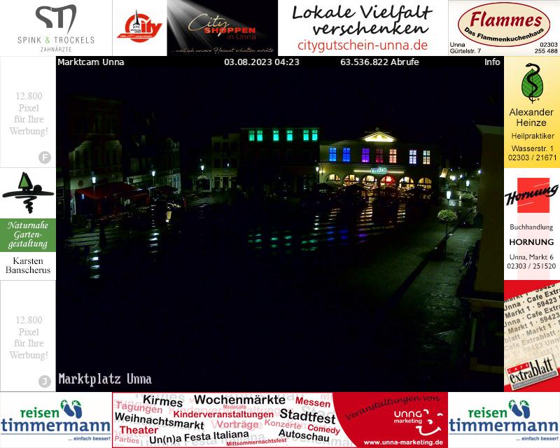 Unna City Center, Marktplatz